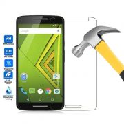 Película de Vidro Temperado Premium Glass para Motorola Moto X Play XT1563