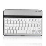 Teclado Sem Fio com Bluetooth para iPad Mini - Cor Branca
