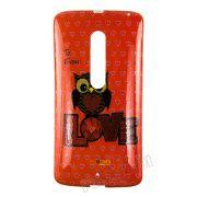 Capa Personalizada Coruja para Motorola Moto X Play XT1563 - Modelo 3