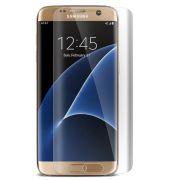 Película Protetora Transparente Curvada para Samsung Galaxy S7 Edge