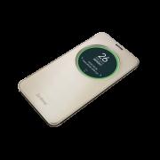 Flip Cover para Zenfone 2 Laser 6 Prata - Acessórios Asus