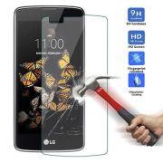 Película de Vidro Temperado Premium para LG K8 K350
