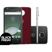 Smartphone Motorola Moto Z Play Preto Tela 5.5