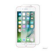 Película Blindada Silicone/Gel para iPhone 7 (4.7) - Cobre a parte curva da tela