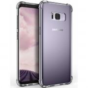 Capa Fusion Shell Anti-Impacto para Samsung Galaxy S8 Plus - Cor transparente