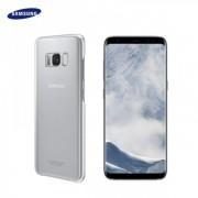 Capa Protetora Clean Galaxy S8 Plus - Original Samsung - Cor Prata