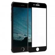 Película de vidro Premium com bordas 3D para iPhone 7 Plus (5.5) - Borda Preta