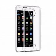 Capa TPU Transparente + Película de Vidro Temperado para Motorola Moto Z2 Play Xt1710