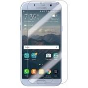 Película Silicone/Gel Blindada para Samsung Galaxy A5 2017 - Cobre bordas curva