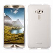 Capa TPU Anti Impacto Transparente+película Vidro 3d Zenfone 3 Max 5.5 Zc553kL Preta