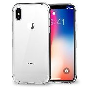 Capa Fusion Shell Anti-impacto Iphone X Transparente