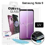 Película Vidro Cola Líquida Uv Galaxy Note 9 + Câmera