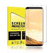 Película Nano Flex 5d Galaxy S8 Plus + Película Câmera