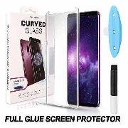 Película Vidro Cola Líquida Uv + Câmera Galaxy S9 Plus
