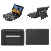 Capa em couro com teclado bluetooth Samsung Galaxy Tab 8.9 - Samsung