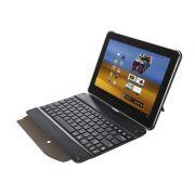 Capa em couro com teclado bluetooth Samsung Galaxy Tab 10.1 P7500 / P7510 - Samsung