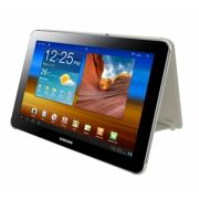 Capa estojo para Samsung Galaxy Tab 10.1 P7500 / P7510 - Samsung EFC-1B1NIEC - Cor Marfim