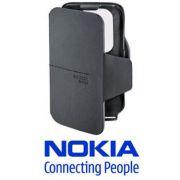 Capa em couro Nokia CP-408 para Nokia N900 - Cor Preta