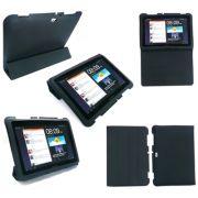 Capa Smart Cover Samsung Galaxy Tab 8.9 P7300 / P7310 - Cor preta