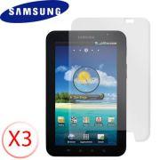 Película protetora fosca anti-reflexo / anti-marcas de dedos para Samsung Galaxy Tab 7.7 GT-P6800