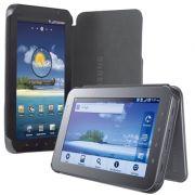 Capa estojo para Samsung Galaxy Tab 7.0 Plus P6210 P6200 -  Samsung EFC-1E2  - Cor Preta