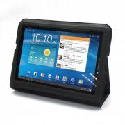 Capa Smart Cover Samsung Galaxy Tab 7.7 P6800 - Cor preta