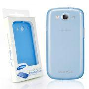 Capa TPU Slim para Samsung Galaxy S3 GT-I9300 - Cor Azul - Original
