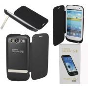 Power Pack Bateria externa 3200mAh com suporte Samsung Galaxy S III