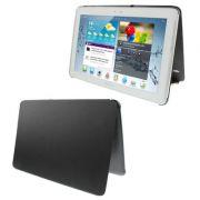 Capa Book estojo para Samsung Galaxy Tab 2 10.1 P5110 /P5100 - Cor Preto