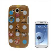 Capa Personalizada série Signo para Samsung Galaxy S3 S III i9300 - Signo Câncer