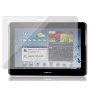 Kit com 2 Películas protetora transparente lisa para Samsung Galaxy Tab 2 10.1 P5100/P5110