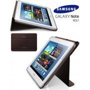 Capa estojo com suporte para Samsung Galaxy Note 10.1 N8000 - Samsung EFC-1G2NAECSTD - Cor Marrom