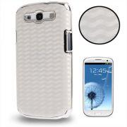 Capa Personalizada Onda para Samsung Galaxy S3 S III i9300 - Bege