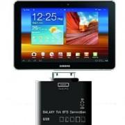 Leitor de cartão 5 Em 1 com adaptador conexão USB para Samsung Galaxy Tab / Galaxy Tab 2 / Galaxy Note 10.1