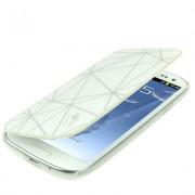 Capa Personalizada flip para Samsung Galaxy S III GT-I9300 - Branca