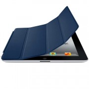 Capa Smart Cover Dual 2x1 para Apple iPad 3 / iPad 4 - Cor Azul Marinho