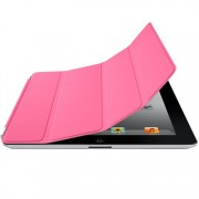 Capa Smart Cover Dual 2x1 para Apple iPad 3 / iPad 4 - Cor Rosa