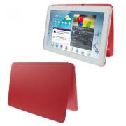 Capa Book estojo para Samsung Galaxy Tab 2 10.1 P5110 /P5100 - Cor Vermelha