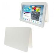 Capa Book estojo para Samsung Galaxy Tab 2 10.1 P5110 /P5100 - Cor Branca
