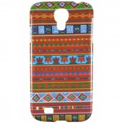 Capa colorida série Tribo para Samsung Galaxy S4