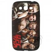 Capa Personalizada UFC para Samsung Galaxy Grand Duos I9082 - Modelo 1