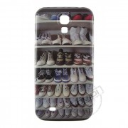 Capa Personalizada Sapatos para Samsung Galaxy S4