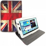 Capa para tablet personalizada UK Samsung Galaxy Note 10.1 N8000 / N8100