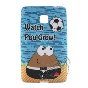 Capa Personalizada Watch Pou Grow para LG OPTIMUS L3 II DUAL E435