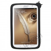 Capa Silicone para Samsung Galaxy Note 8.0 N5100/N5110 - Cor Preta