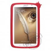 Capa Silicone para Samsung Galaxy Note 8.0 N5100/N5110 - Cor Vermelho