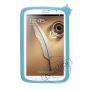 Capa Silicone para Samsung Galaxy Note 8.0 N5100/N5110 - Cor Azul Turquesa
