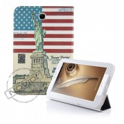 Capa Personalizada Cartão Postal NY  para Samsung Galaxy Note 8.0 N5100/N5110