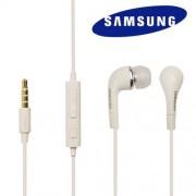 Fone de ouvido Premium estéreo com microfone - Original Samsung EHS64 - Branco