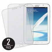 Kit com 2 Películas protetora Pro fosca anti-reflexo / anti-marcas de dedos para Samsung Galaxy Note 8.0 N5100/N5110